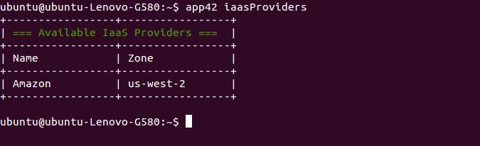 app42paas_iaas_providers
